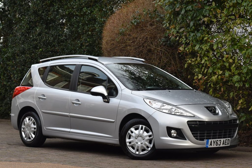 USED 2013 63 PEUGEOT 207 1.6 HDI SW ACTIVE 5d 92 BHP