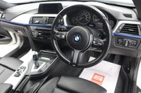 USED 2014 64 BMW 3 SERIES 2.0 320D M SPORT 4d 181 BHP SAT/NAV, HEATED SEATS, FRONT + REAR PARK, TINTED GLASS, 4 SERVICES.....