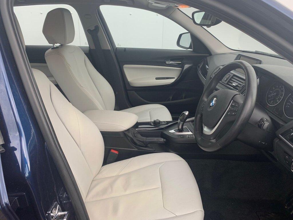 USED 2012 12 BMW 1 SERIES 1.6 116I URBAN 5d 135 BHP