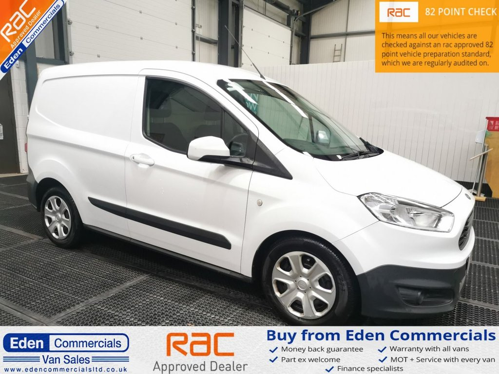 USED 2017 17 FORD TRANSIT COURIER 1.5 TREND TDCI