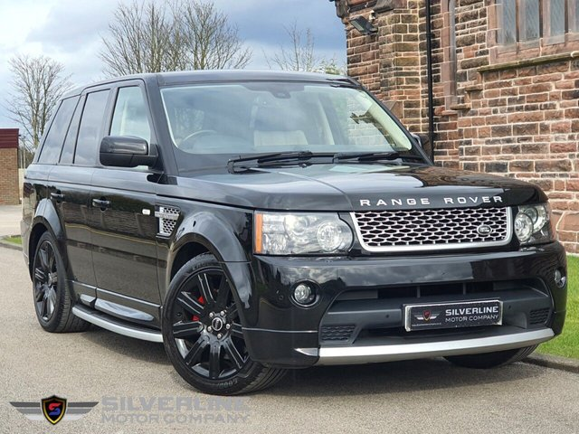 2012 12 LAND ROVER RANGE ROVER SPORT 3.0 SDV6 AUTOBIOGRAPHY SPORT 5d 255 BHP