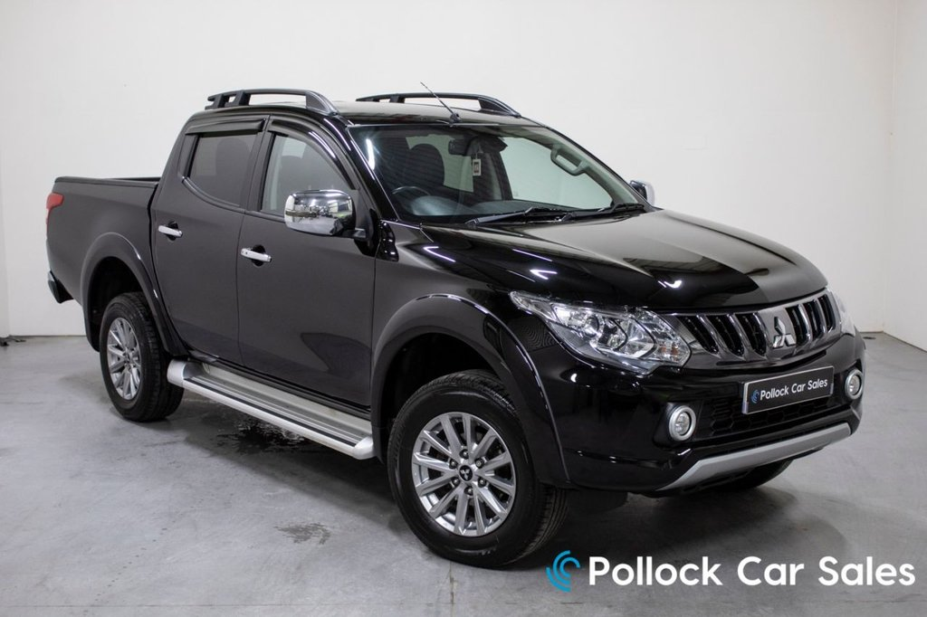 USED 2019 11 MITSUBISHI L200 WARRIOR MANUAL 178BHP 3.5T 3.5T Towing Capacity, Owned by us from New