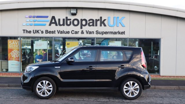 USED 2014 64 KIA SOUL 1.6 CRDI CONNECT PLUS 5d 126 BHP . LOW DEPOSIT OR NO DEPOSIT FINANCE AVAILABLE . COMES USABILITY INSPECTED WITH 30 DAYS USABILITY WARRANTY + LOW COST 12 MONTHS ESSENTIALS WARRANTY AVAILABLE FROM ONLY £199 (VANS AND 4X4 £299) DETAILS ON REQUEST. ALWAYS DRIVING DOWN PRICES . BUY WITH CONFIDENCE . OVER 1000 GENUINE GREAT REVIEWS OVER ALL PLATFORMS FROM GOOD HONEST CUSTOMERS YOU CAN TRUST .