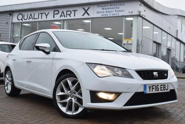 USED 2016 16 SEAT LEON 2.0 TDI FR (s/s) 5dr