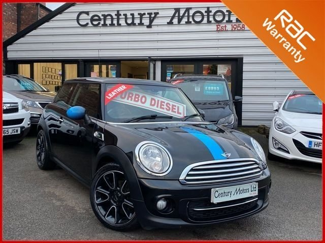 2013 63 MINI HATCH 1.6 Cooper BAYSWATER 3dr - UPGRADE ALLOYS