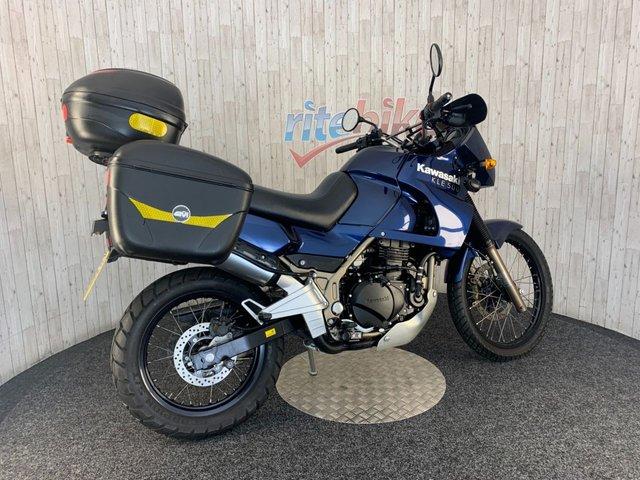 KAWASAKI KLE500 at Rite Bike