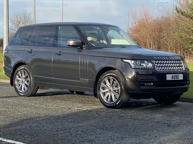 USED 2013 63 LAND ROVER RANGE ROVER 4.4 SDV8 VOGUE 5d 339 BHP FLAGSHIP Premium Edition 4 Zone Climate