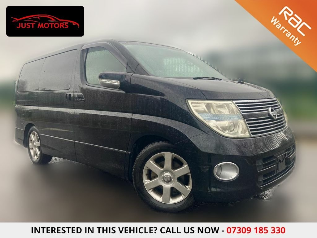 USED 2010 10 NISSAN ELGRAND 2.5 AUTOMATIC HIGHWAY STAR
