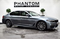 USED 2017 67 BMW 5 SERIES 3.0 530D M SPORT 4d 261 BHP