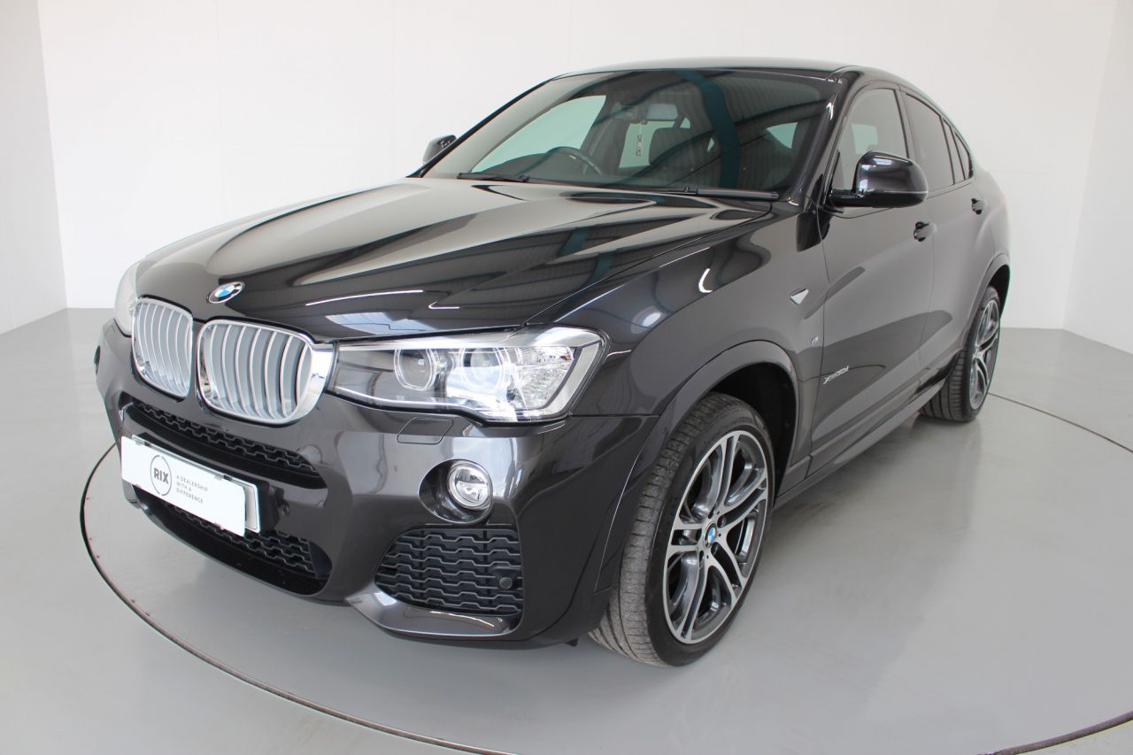 Used BMW X4for sale