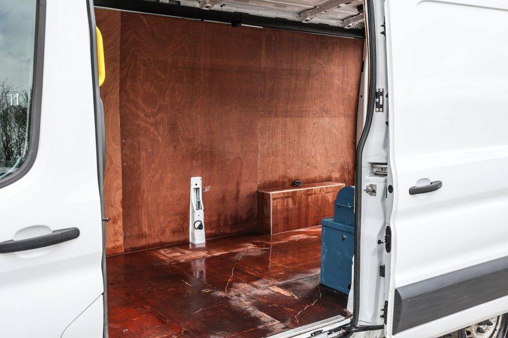 USED 2017 66 FORD TRANSIT 2.2 350 SHR P/V 124 BHP