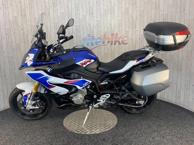 BMW S1000XR at Rite Bike