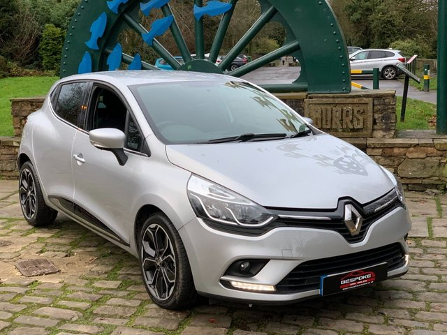 2019 69 RENAULT CLIO 0.9 ICONIC TCE 5d 89 BHP
