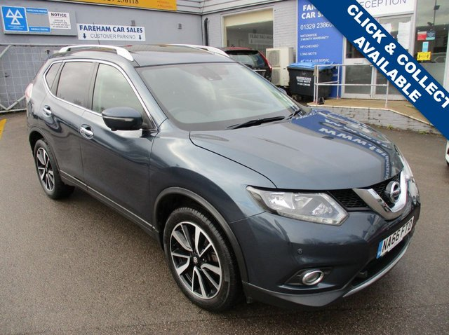 USED 2016 66 NISSAN X-TRAIL 1.6 DCI N-TEC 5d 130 BHP FANTASTIC CONDITION AND DRIVE