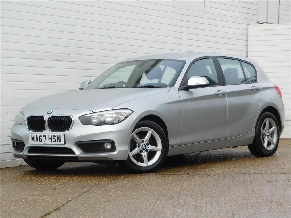 USED 2017 67 BMW 1 SERIES 1.5 118I SE 5d 134 BHP Buy Online Moneyback Guarantee