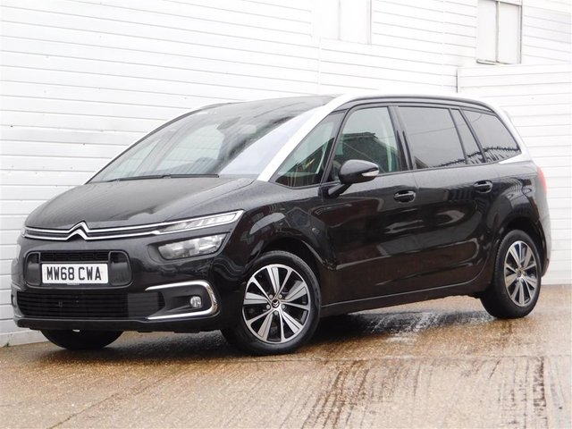View our CITROEN GRAND C4 SPACETOURER