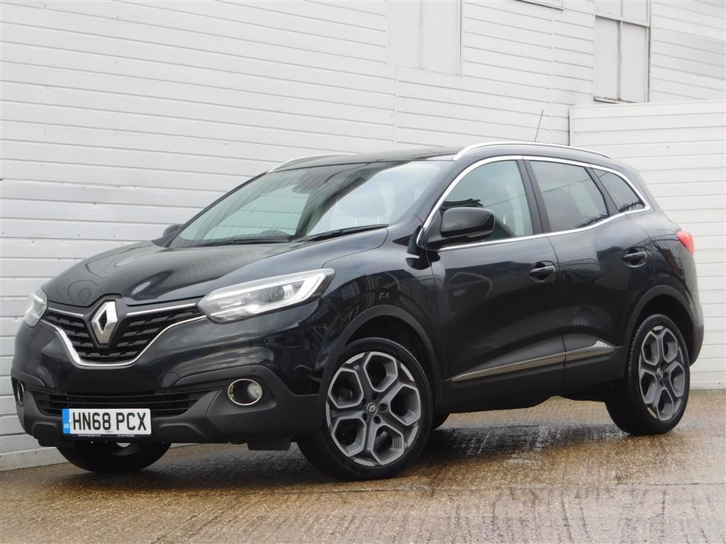 USED 2018 68 RENAULT KADJAR 1.3 DYNAMIQUE S NAV TCE 5d 139 BHP Buy Online Moneyback Guarantee
