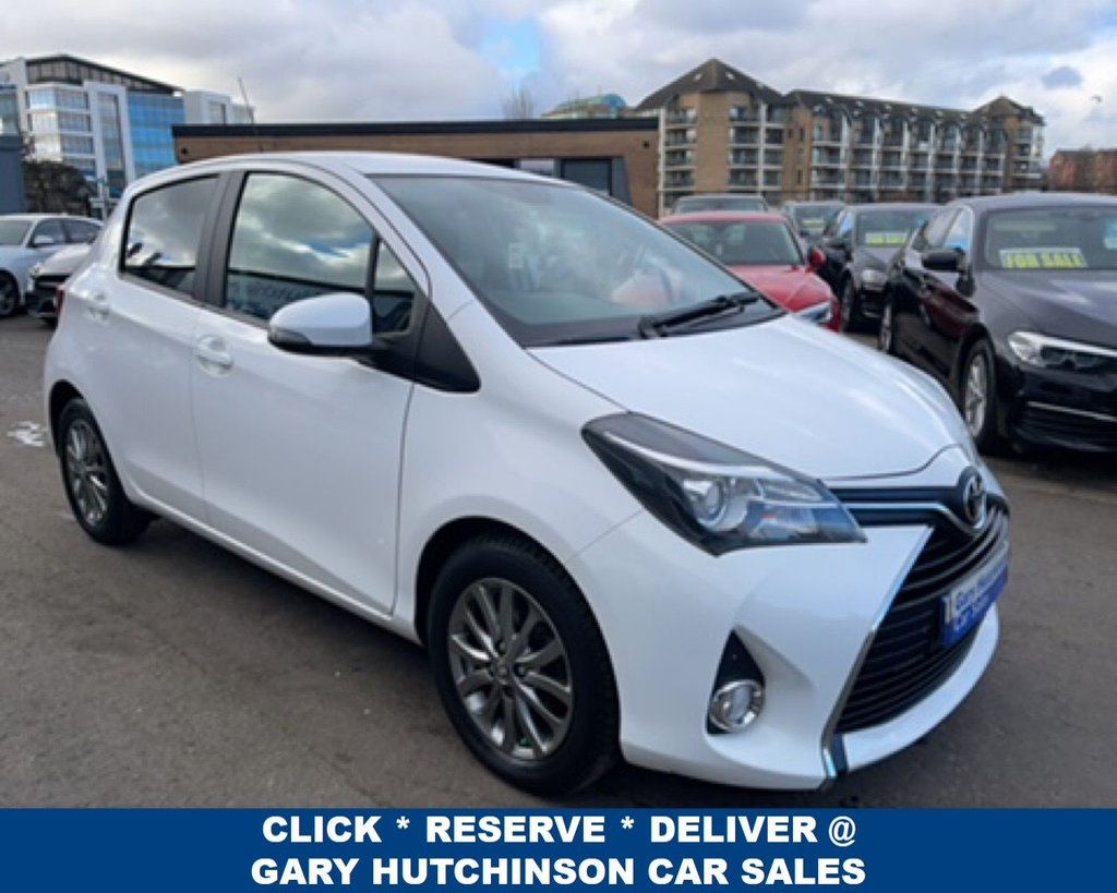 USED 2016 16 TOYOTA YARIS 1.4 D-4D ICON 5d 90 BHP