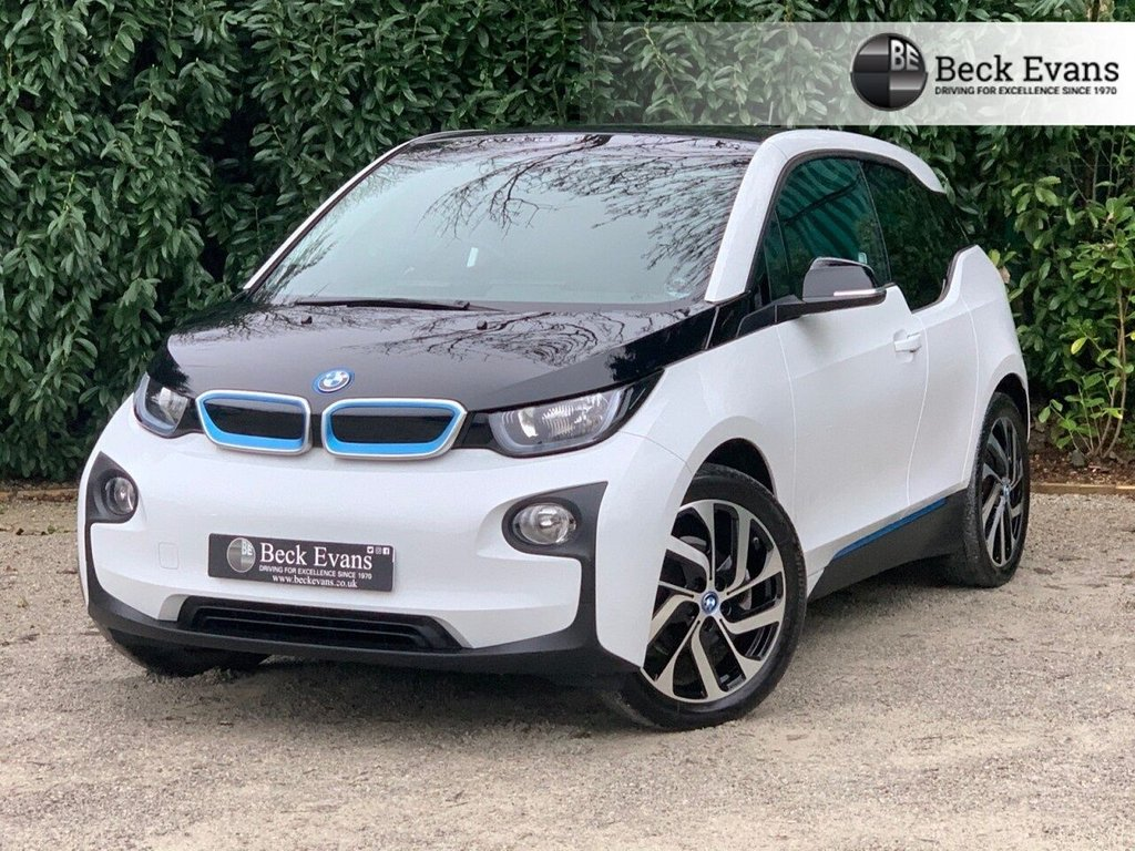 USED 2017 17 BMW I3 0.0 I3 94AH 5d 168 BHP