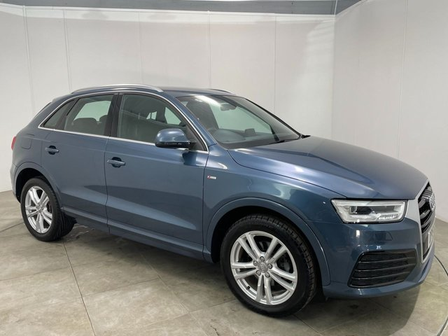 AUDI Q3 at Peter Scott Cars