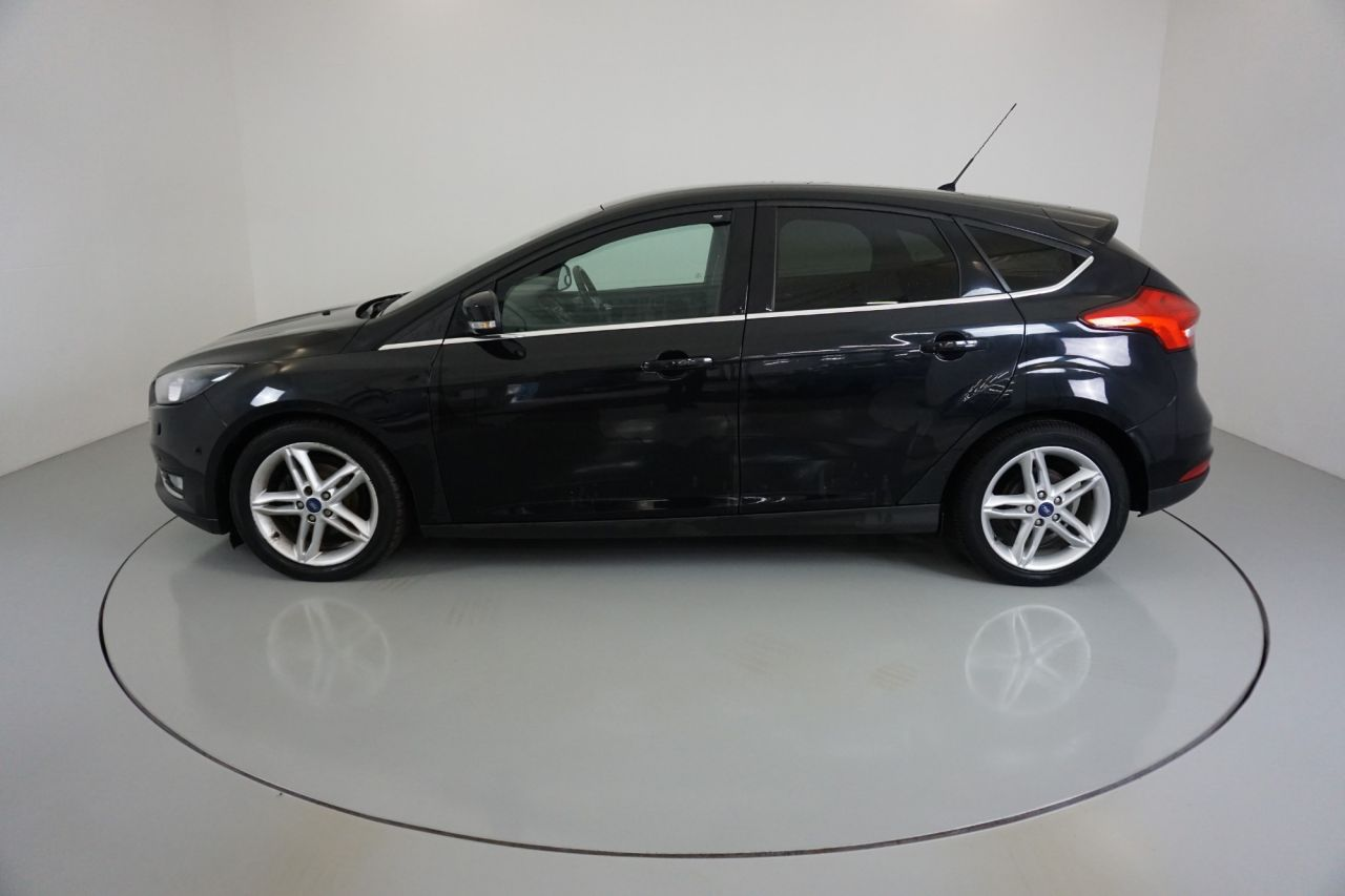 Used FORD FOCUS for sale