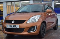USED 2017 17 SUZUKI SWIFT 1.2 SZ-L 5d 94 BHP AVAILABLE FOR ONLY £160 PER MONTH WITH £0 DEPOSIT