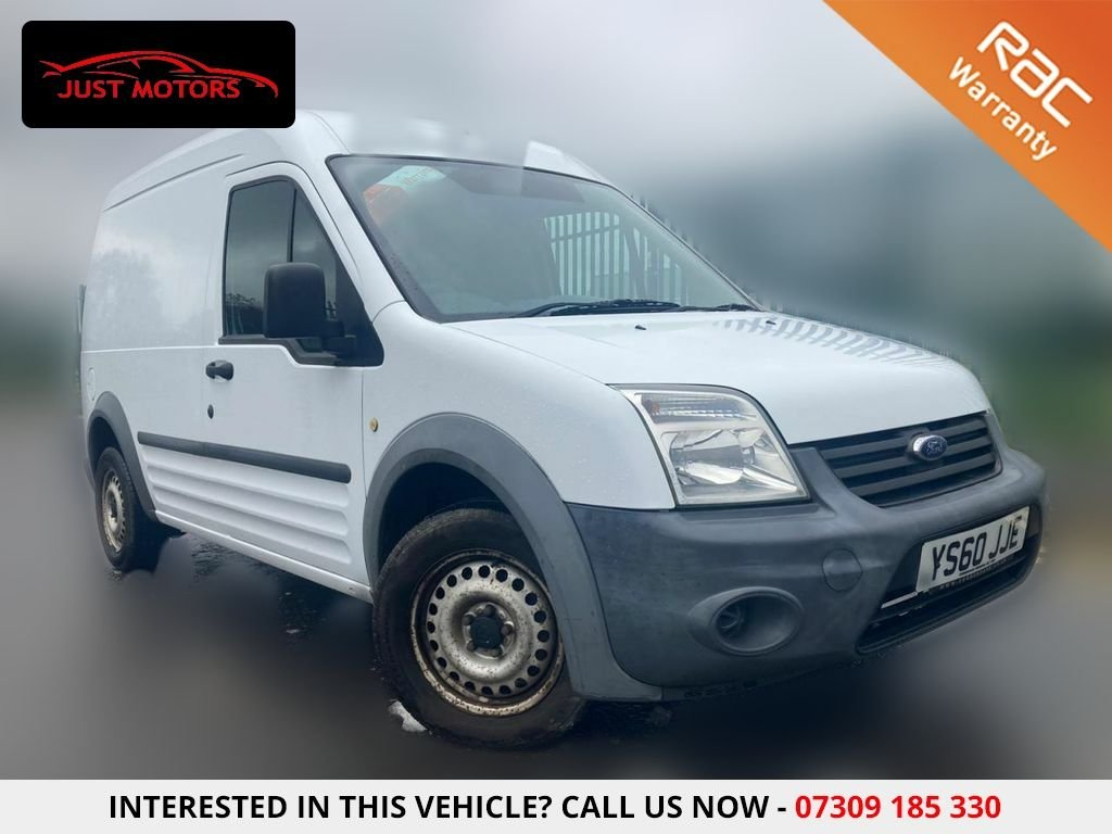 USED 2011 60 FORD TRANSIT CONNECT 1.8 T230 HR 90 BHP NO VAT + 12 MOT + HIGH ROOF