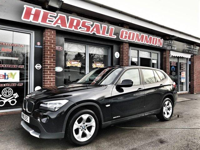 USED 2010 10 BMW X1 2.0 SDRIVE20D SE 5d 174 BHP