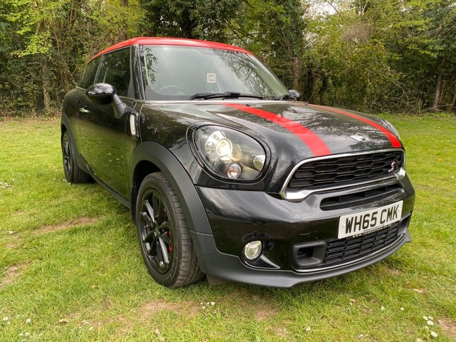 USED 2016 65 MINI COOPER 2.0 COOPER SD PACEMAN 3d 143 BHP DRIVE AWAY WITH JUST £99 DEPOSIT - FINANCE AVAILABLE