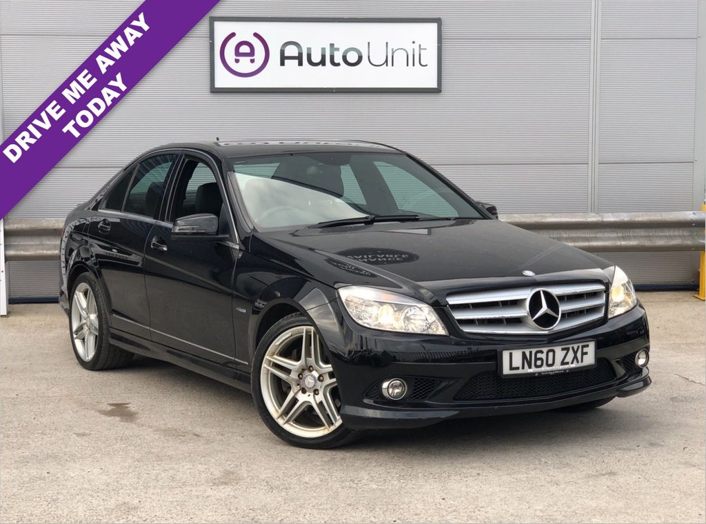 USED 2010 60 MERCEDES-BENZ C-CLASS 3.0 C350 CDI BLUEEFFICIENCY SPORT 4d 231 BHP FULL SERVICE HISTORY | BLUETOOTH | DUAL CLIMATE | CRUISE CONTROL | 3.0 V6 POWER