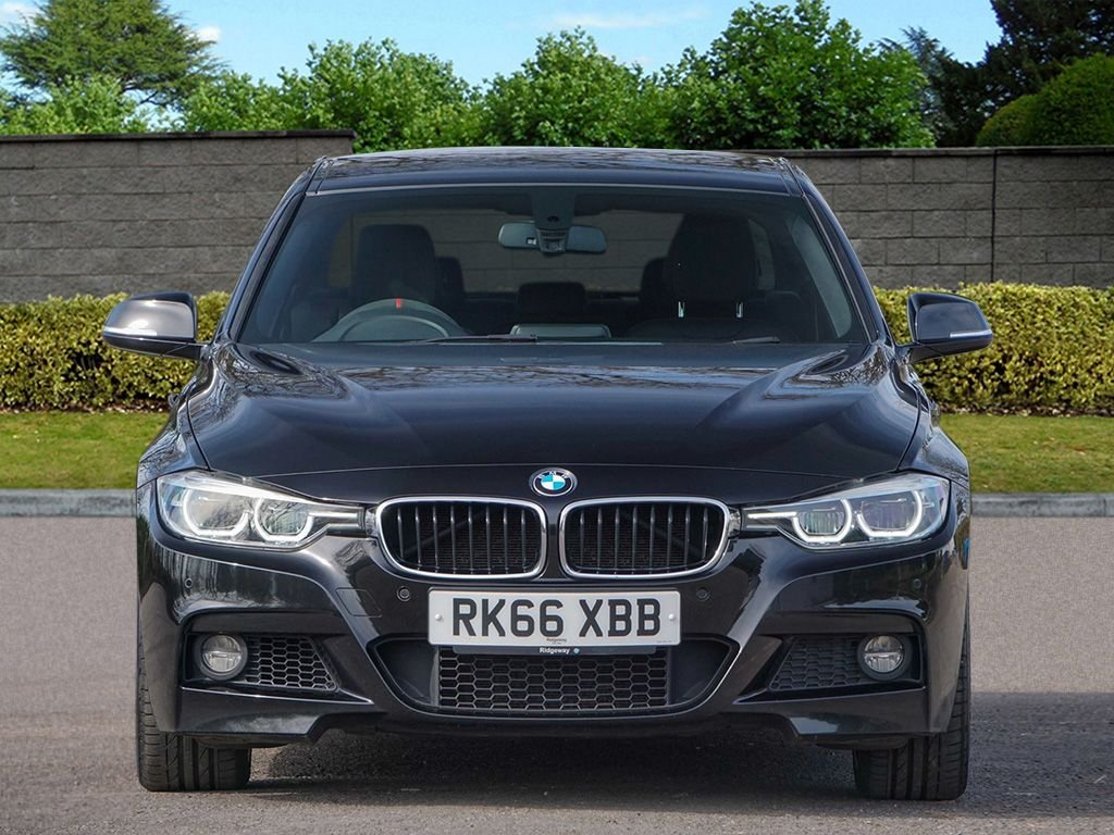 USED 2016 66 BMW 3 SERIES 3.0 340I M SPORT 4d 322 BHP