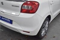 USED 2017 67 SUZUKI BALENO 1.0 SZ-T BOOSTERJET 5d 110 BHP (SAT NAV - PRIVACY GLASS)