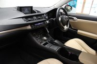 USED 2012 12 LEXUS CT 1.8 200H SE-L PREMIER 5d 136 BHP