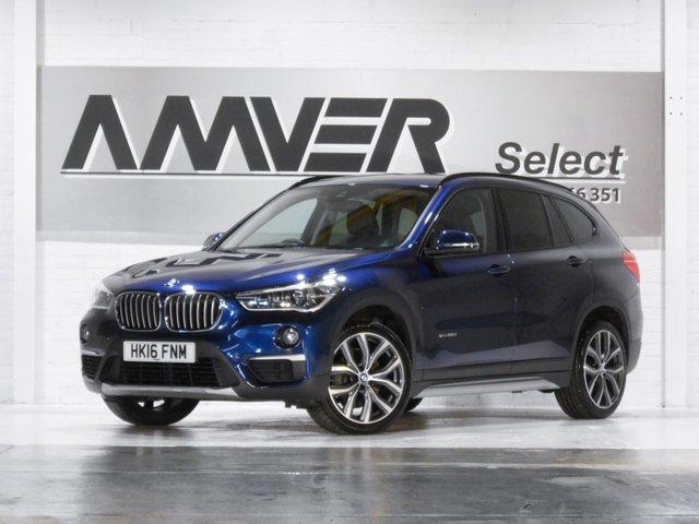 2016 16 BMW X1 2.0 XDRIVE20D XLINE 5d 188 BHP