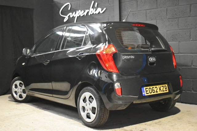 KIA PICANTO at Superbia Automotive