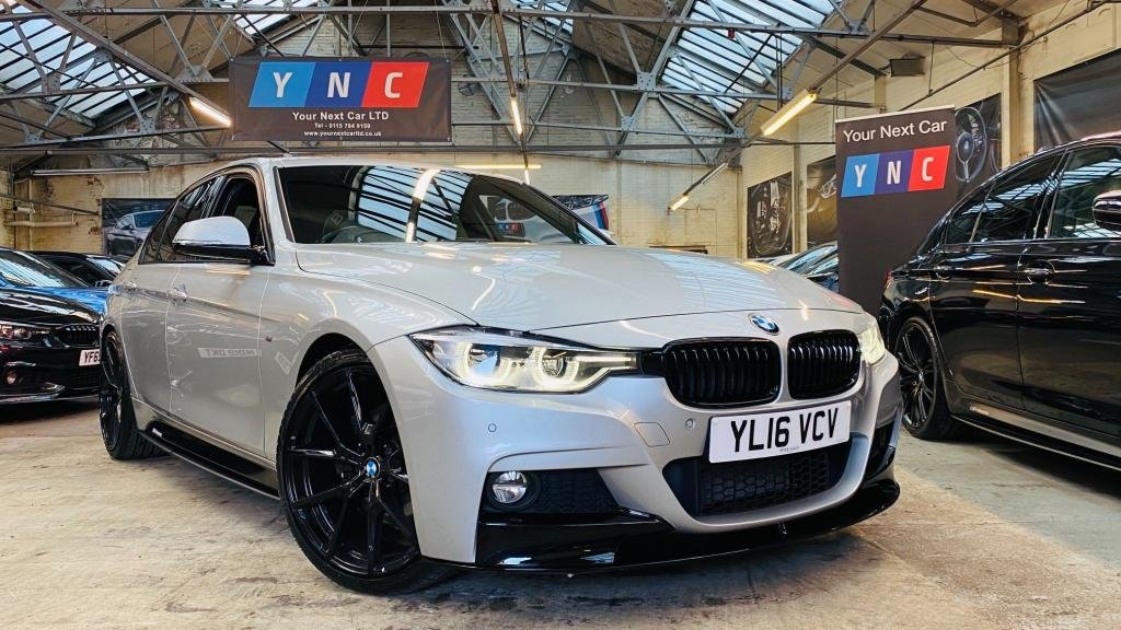 USED 2016 16 BMW 3 SERIES 3.0 330d M Sport Auto (s/s) 4dr PERFORMANCEKIT+20S+FOLDSEATS
