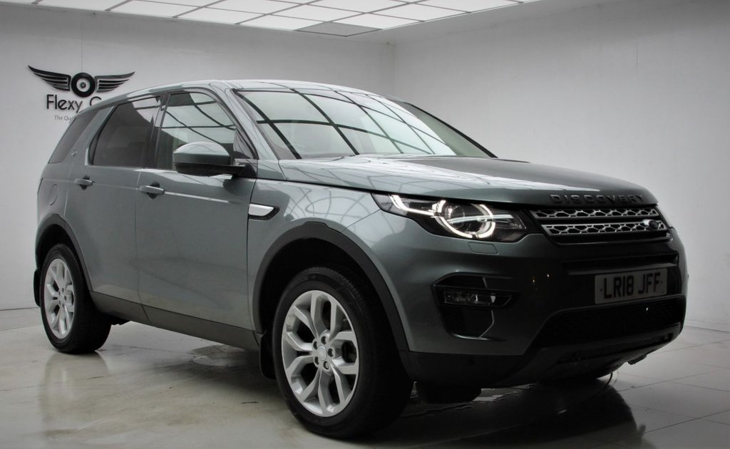 USED 2018 18 LAND ROVER DISCOVERY SPORT 2.0 SD4 HSE 5d 238 BHP