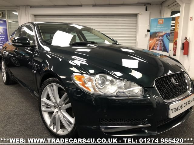 USED 2011 A JAGUAR XF 3.0 V6 S PORTFOLIO 4d 275 BHP FREE UK DELIVERY*VIDEO AVAILABLE* FINANCE ARRANGED* PART EX*HPI CLEAR