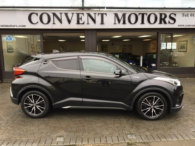 USED 2017 67 TOYOTA CHR 1.8 EXCEL 5d 122 BHP