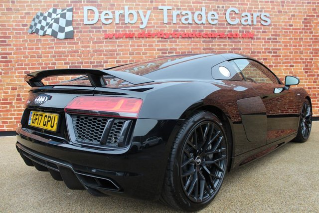 AUDI R8 at Derby Trade Cars