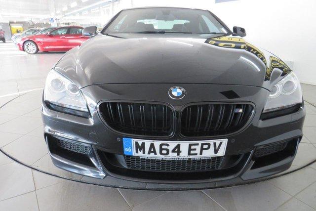 USED 2014 64 BMW 6 SERIES 3.0 640D M SPORT 2d 309 BHP