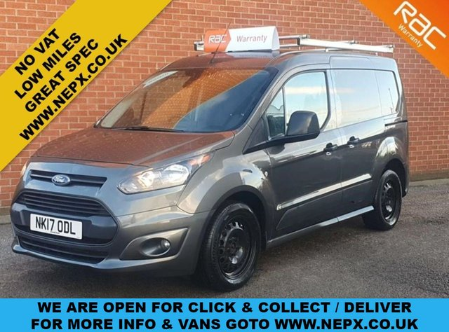 2017 17 FORD TRANSIT CONNECT 1.5 200 TREND P/V 100 BHP