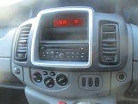 USED 2011 61 VAUXHALL VIVARO 2.0 2700 CDTI SWB SPORTIVE 5, Seat Crew Van 5d 115 BHP BLACK 2011 61 Sep registered vivaro sportive 5 seat crew van in black new mot