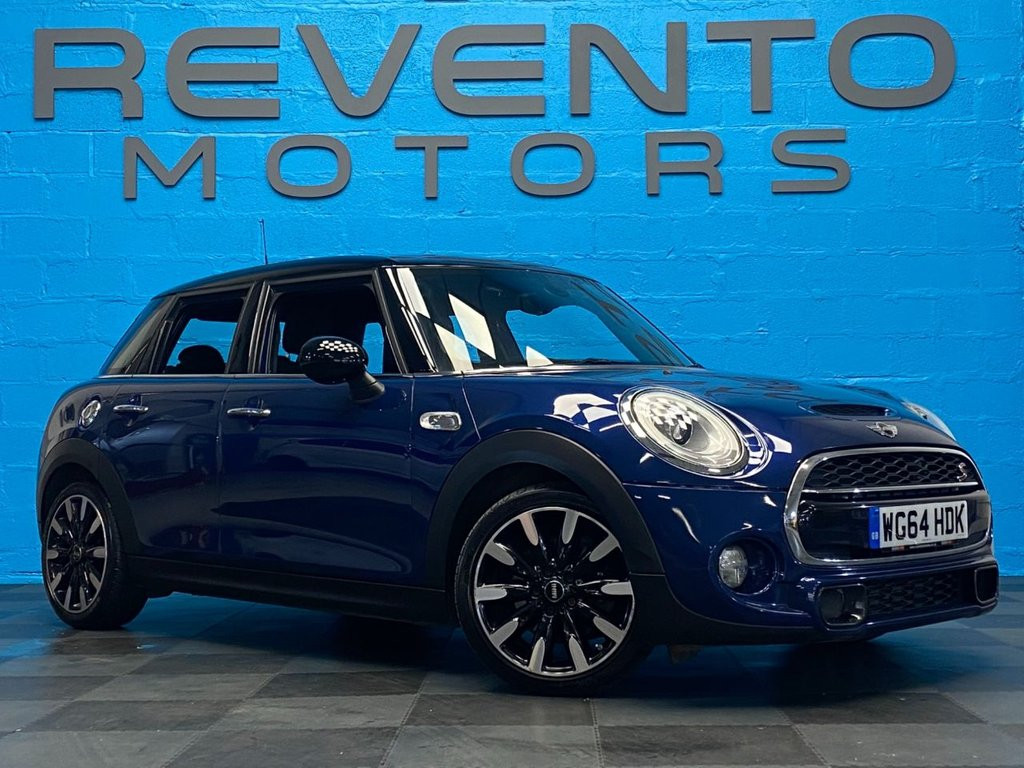 USED 2014 64 MINI HATCH COOPER 2.0 COOPER SD 5d 168 BHP CLICK/COLLECT | NATIONWIDE DELIVERY