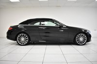 USED 2016 66 MERCEDES-BENZ C-CLASS C220D 2.1 AMG LINE
