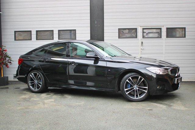 2014 14 BMW 3 SERIES 3.0 330D M SPORT GRAN TURISMO 5d 255 BHP