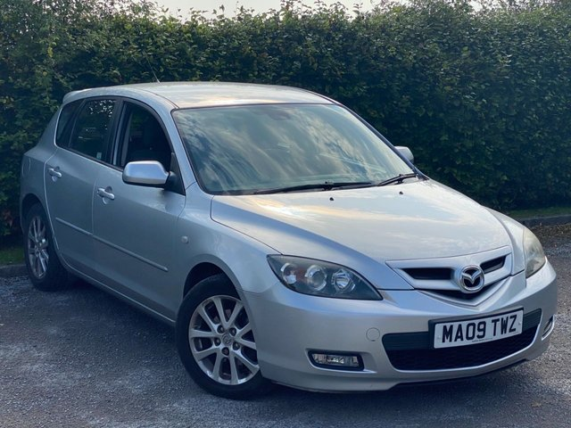 USED 2009 09 MAZDA 3 1.6 Takara 5dr Auto * AUTOMATIC * 12 MONTHS FREE AA BREAKDOWN COVER *