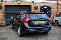 USED 2011 61 VOLVO V60 1.6 DRIVE SE LUX S/S 5d 113 BHP