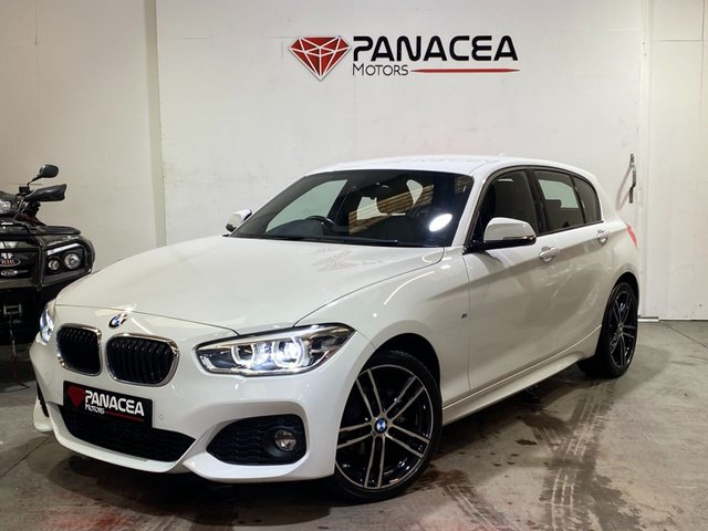 2017 67 BMW 1 SERIES 1.5 118I M SPORT 5d 134 BHP EURO 6 ULEZ