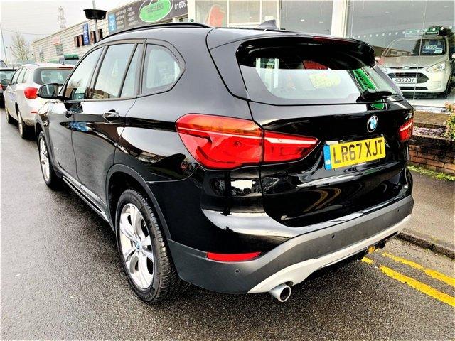 USED 2017 67 BMW X1 2.0 SDRIVE18D SPORT 5d 148 BHP
